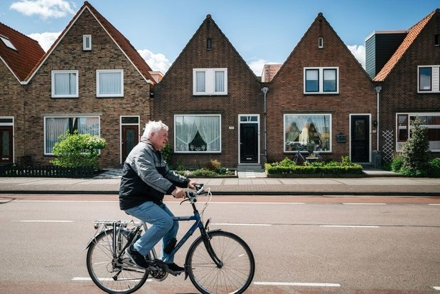 Huizenprijzen in Nederland gaan door het dak