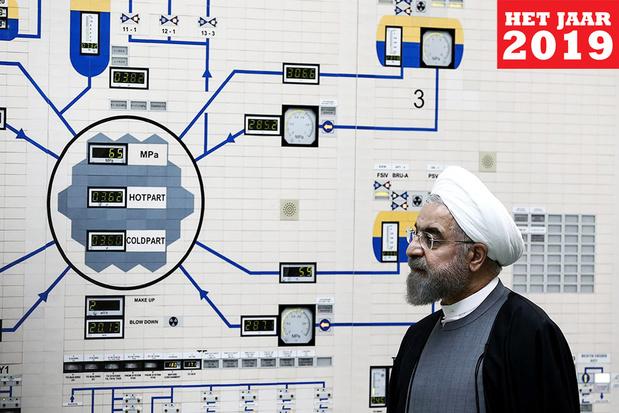 Sven Biscop (UGent): 'Iran als regionale grootmacht jaagt de VS in de gordijnen'