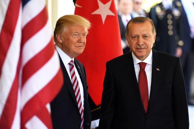 'Trump deed de voorbije jaren veel om het Erdogan naar de zin te maken'