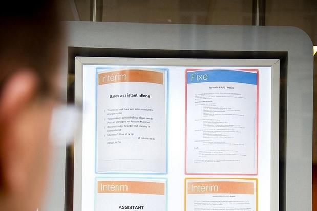 Werkgevers in Vlaanderen zouden iets minder aanwerven begin 2020