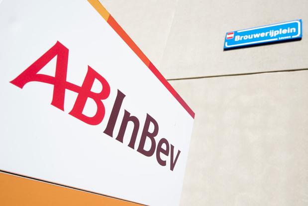 AB InBev verkocht 9 procent minder bier
