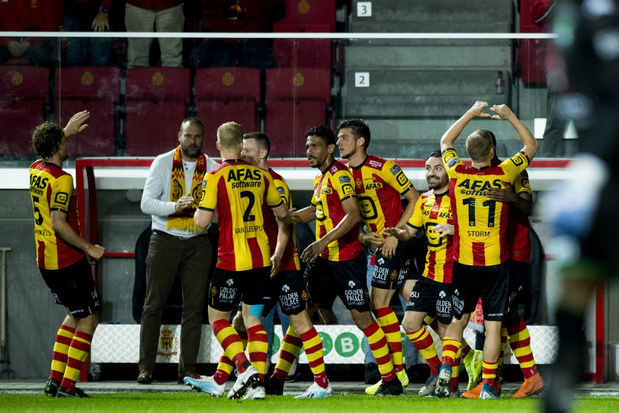 KV Mechelen blijft bovenin meedraaien na winst tegen Cercle