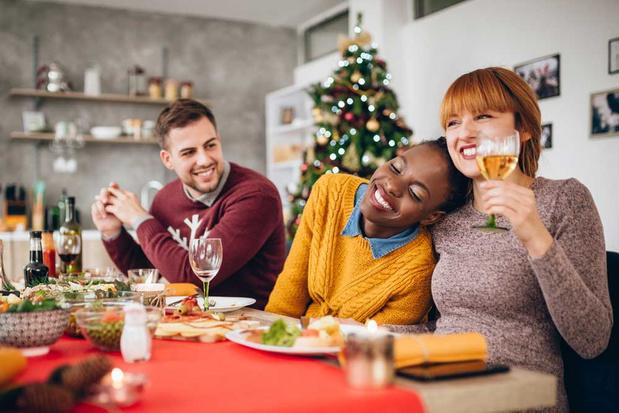 Wat eten we vandaag? Het weekmenu van 9 december