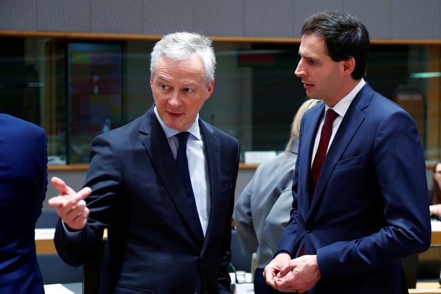 'Tien jaar na de eerste eurocrisis lijkt de volgende alweer in de maak'