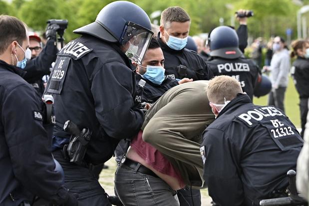 'De lockdown zet protesten alleen tijdelijk on hold'