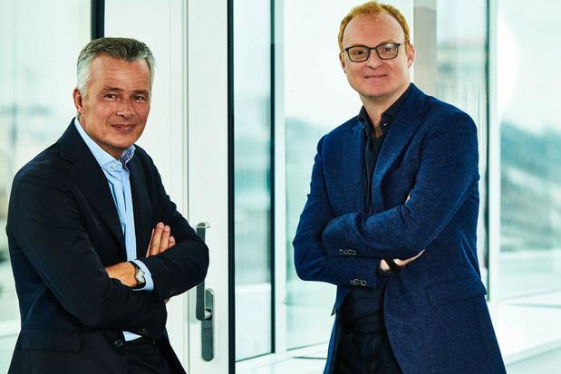Wie is de nieuwe CEO van DPG Media Erik Roddenhof?