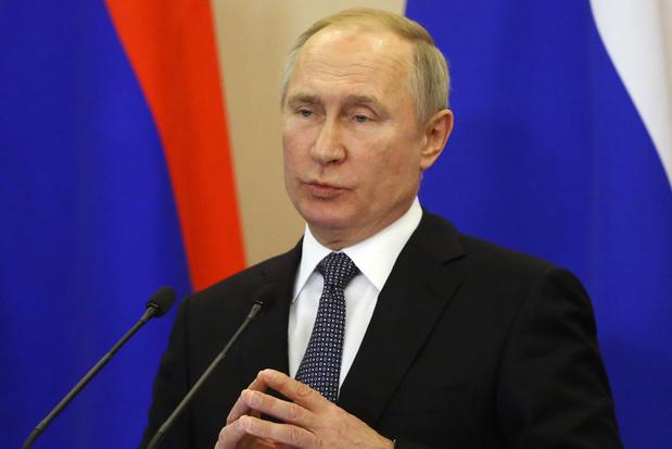 'Rusland gedraagt zich als een wolvenroedel die rond een verzwakte prooi danst'