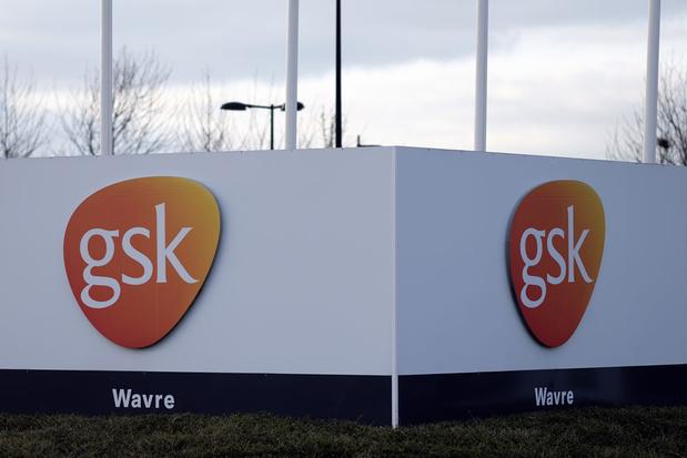 Werknemers GSK in Waver leggen werk neer