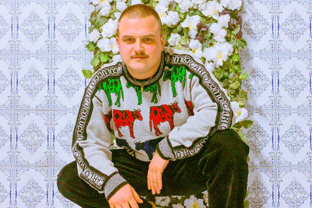 Rapper Glints en vrienden starten het collectief Abattoir Anvers: 'Wij zijn de weird kids'