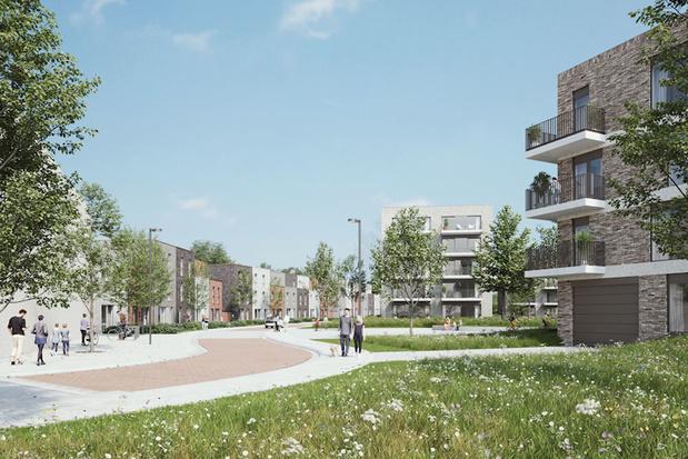 Vooruitzicht bouwt een duurzame wijk in Turnhout