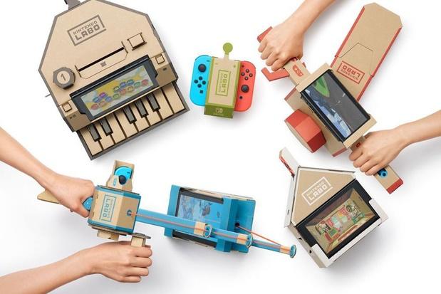 La pandémie du corona gonfle les ventes de la Nintendo Switch