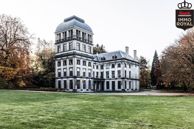 Immo Royal: het koninklijk vastgoed doorgelicht