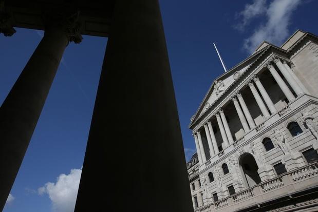 Britse centrale bank pompt 150 miljard pond extra in de economie