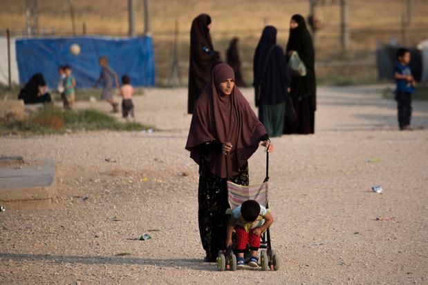 Peter De Roover (N-VA): 'Vervolgmigratie van IS-ouders vermijden'