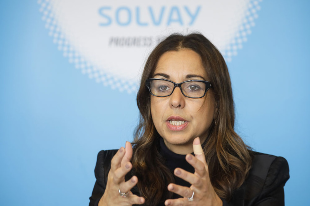 Solvay vraagt aandeelhouders om solidair te zijn