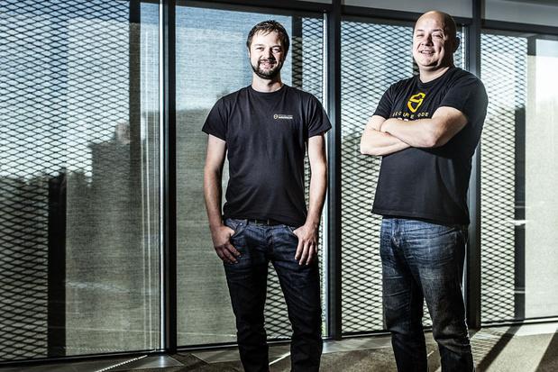Twee Belgen halen 47,6 miljoen dollar op voor hun cybersecurity-starter Secure Code Warrior