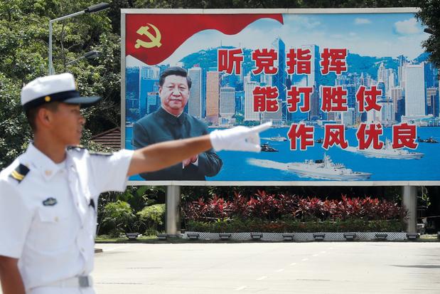 'De agressie van het Chinese regime benadert stilaan die van de voormalige Sovjet-Unie'