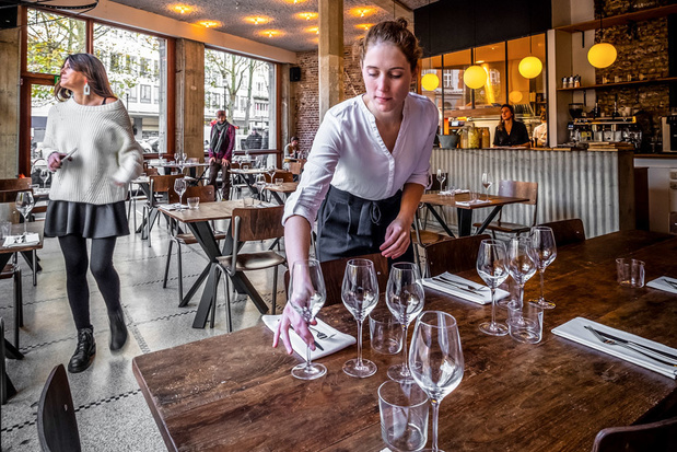 Restaurant Barge in Brussel: trendy gastronomie met pure gerechten