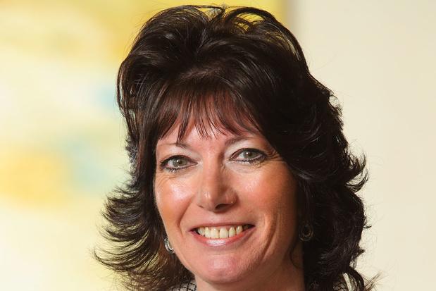Women in Finance-voorzitter Christine van Rijsseghem: 'Het gaat vooruit, maar heel traag'