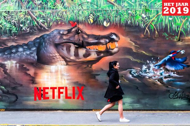 Netflix boomt in Vlaanderen: 'Disney wordt een te duchten concurrent'