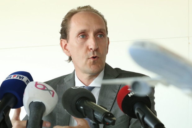 CEO Dieter Vranckx moet Brussels Airlines overeind houden