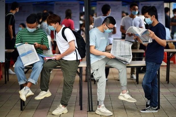 IAO: 'In 2020 gingen wereldwijd 255 miljoen voltijdse banen verloren'