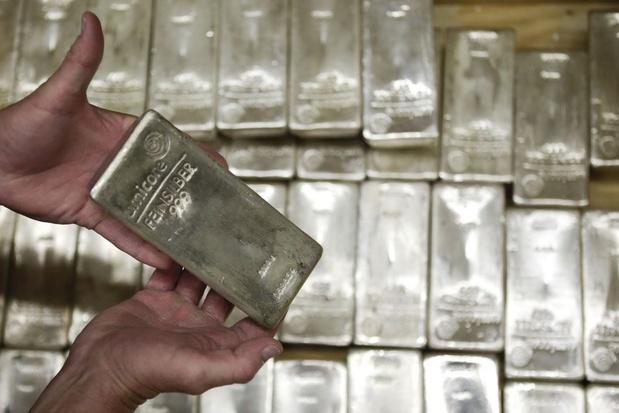 Zilver- en goudprijs blijven stijgen