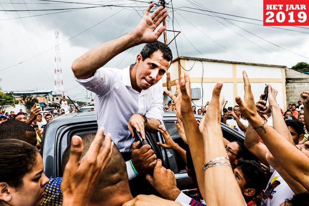 Na de couppoging in Venezuela: 'Poetin heeft de staatsgreep doen mislukken'