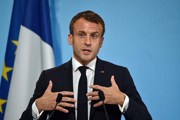 'Macron moet opletten dat hij niet de Verhofstadt van Frankrijk wordt'