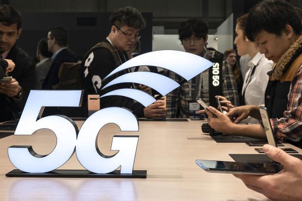 'Zonder 5G geen vierde industriële revolutie'