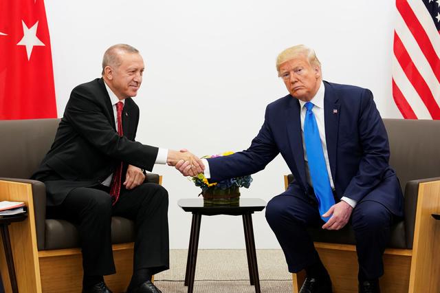 Erdogan op de koffie bij Trump: worden Turks-Amerikaanse spanningen woensdag weggemasseerd?