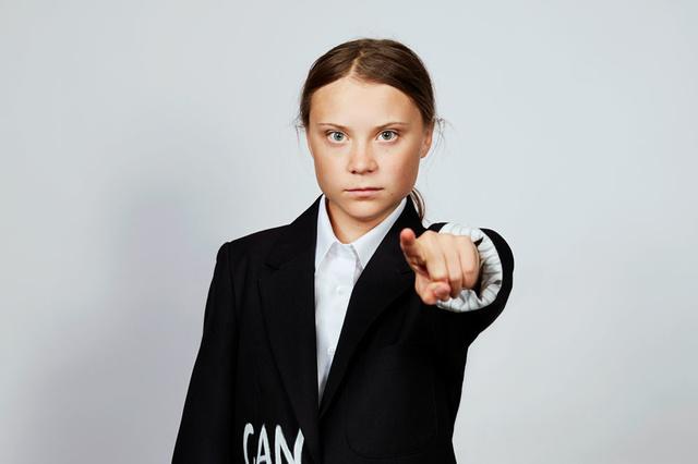 Geweten met vlechtjes: Greta Thunberg is Mens van het Jaar