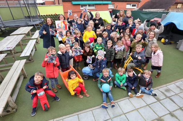 'Kunstendag voor kinderen' strijkt neer in Torhout - Onderwijs & jeugd - Krant van Westvlaanderen