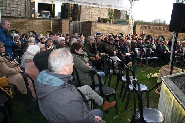 Nog geen 200 mensen op 92ste IJzerbedevaart met matige boodschap