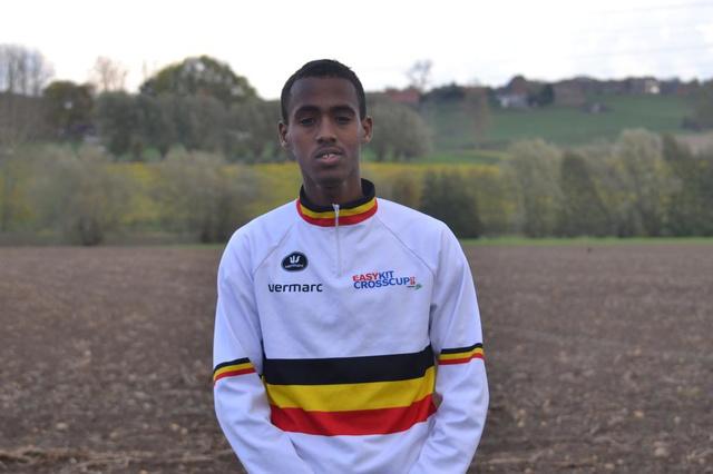Abdullah Dubad, Somalische loopsensatie uit ... Anzegem - Andere sporten - Krant van Westvlaanderen