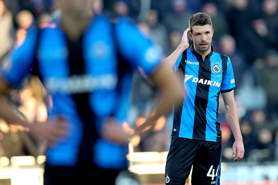 Brandon Mechele, clubspeler bij Club Brugge: 'Hoe minder je me ziet, hoe beter de ploeg het doet'