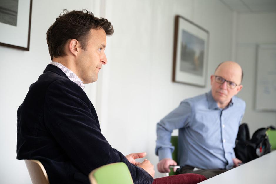 Vlaams biotechbastion VIB strijdt tegen covid-19: 'Dat we tot de wereldtop behoren, wordt niet altijd erkend'