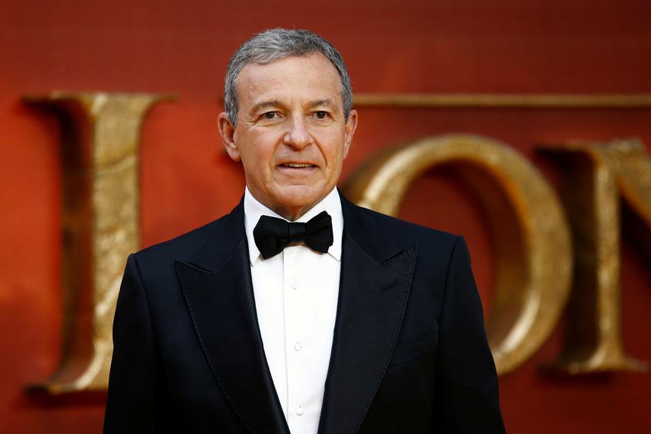 Disney's Bob Iger: de koning van Hollywood doet troonsafstand