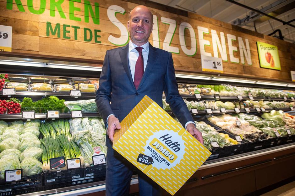 Hoe Jumbo België de concurrenten onder druk zet