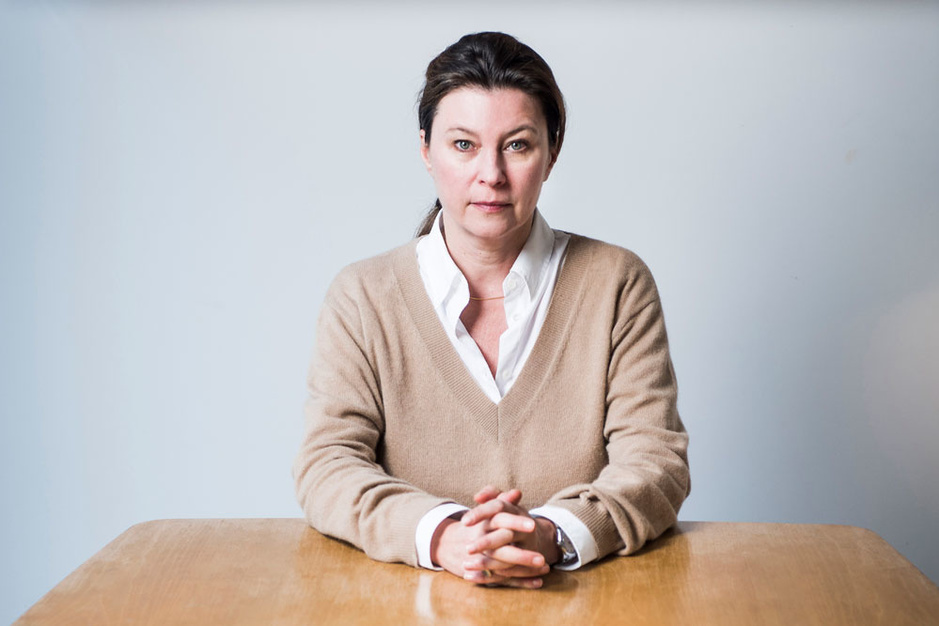 Curator en kunstcriticus Anne Pontégnie: 'Ik hou van kunst, maar hoef niets te bezitten'
