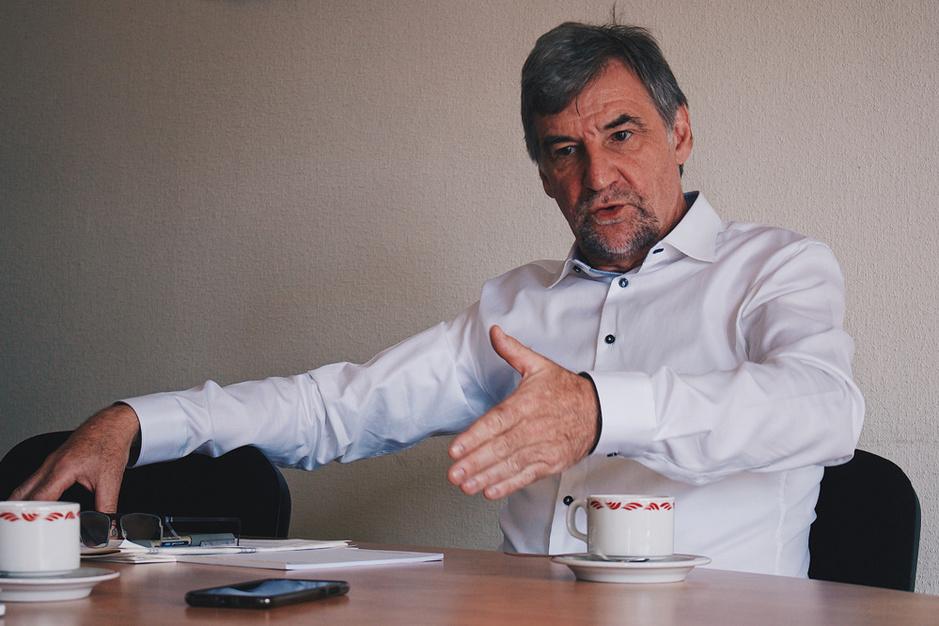 Wilfried Vandaele, het 'groene geweten' van N-VA: 'Nee, de Vlaamse regering beknot de burgerinspraak niet'