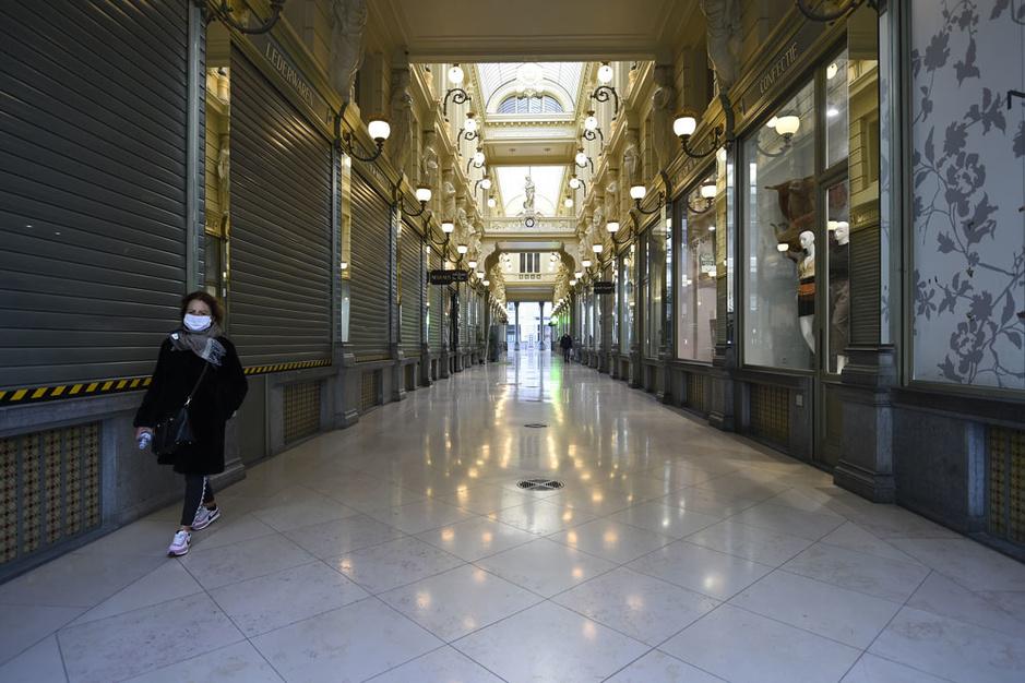 Over de economische impact van de tweede lockdown: 'Er schijnt een groot licht aan het einde van de tunnel'