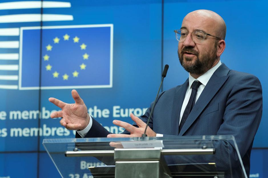EU talmt met opzetten herstelfonds