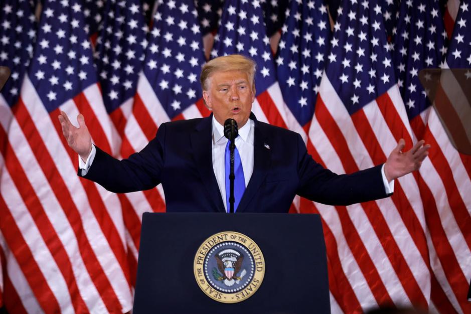 Amerika-watcher David Neyskens: 'Donald Trump is geen ongeluk van de geschiedenis'