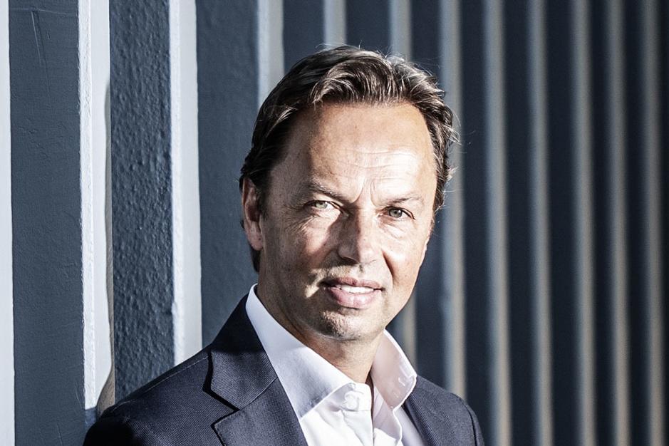 Kris Sterkens is de nieuwe CEO van Janssen Pharma: 'Ik weet hoe de muziek moet klinken'
