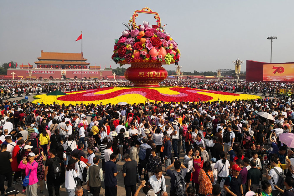 China werd 70: tevreden bevolking, maar hoelang nog?