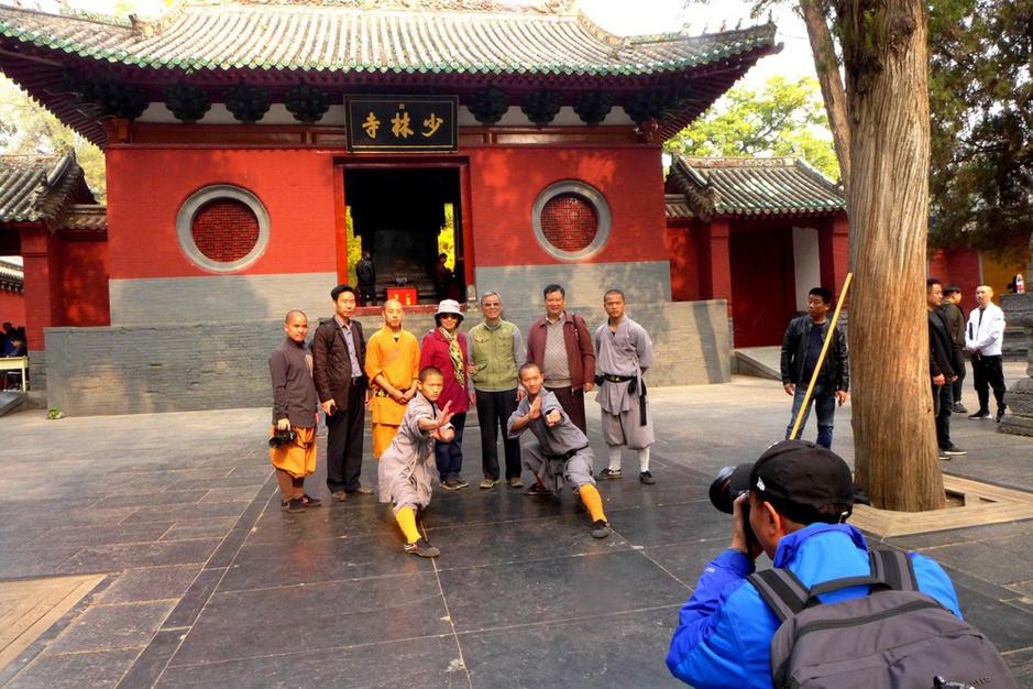 Op bezoek in Shaolin, 'wieg van kungfu en zen': commercieel uitgebuit, maar niet alles is nep