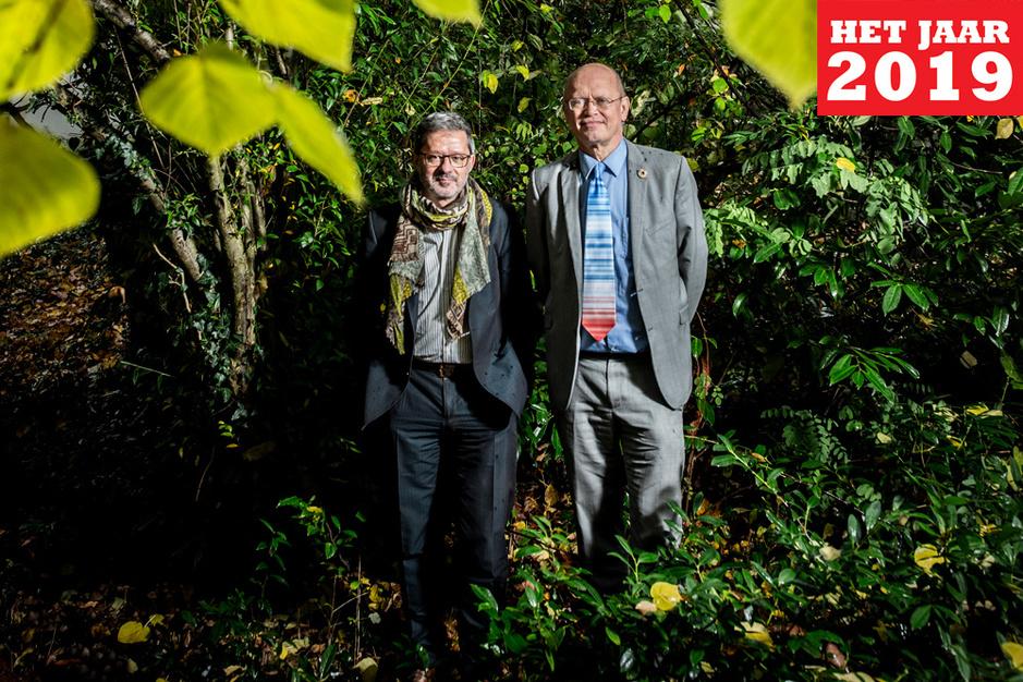 Klimaatwetenschappers Jean-Pascal van Ypersele en Manuel Sintubin: 'Alarmisme werkt gewoon niet'