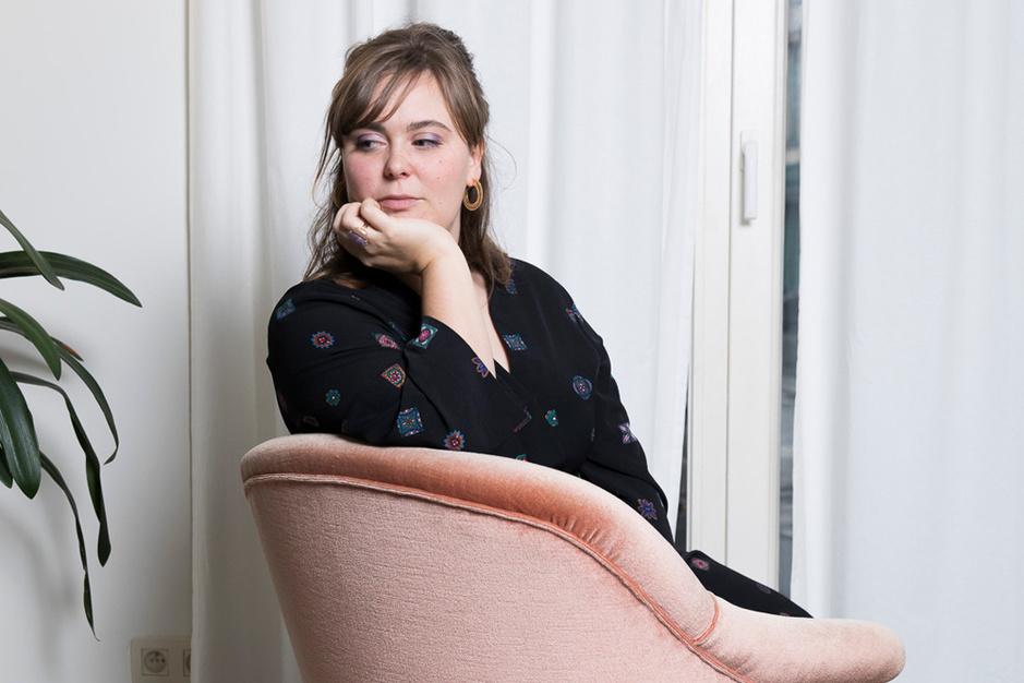 Fien Germijns, bijna klaar voor De Warmste Week: 'Blijkbaar heb ik een ongelooflijke resting bitch face'