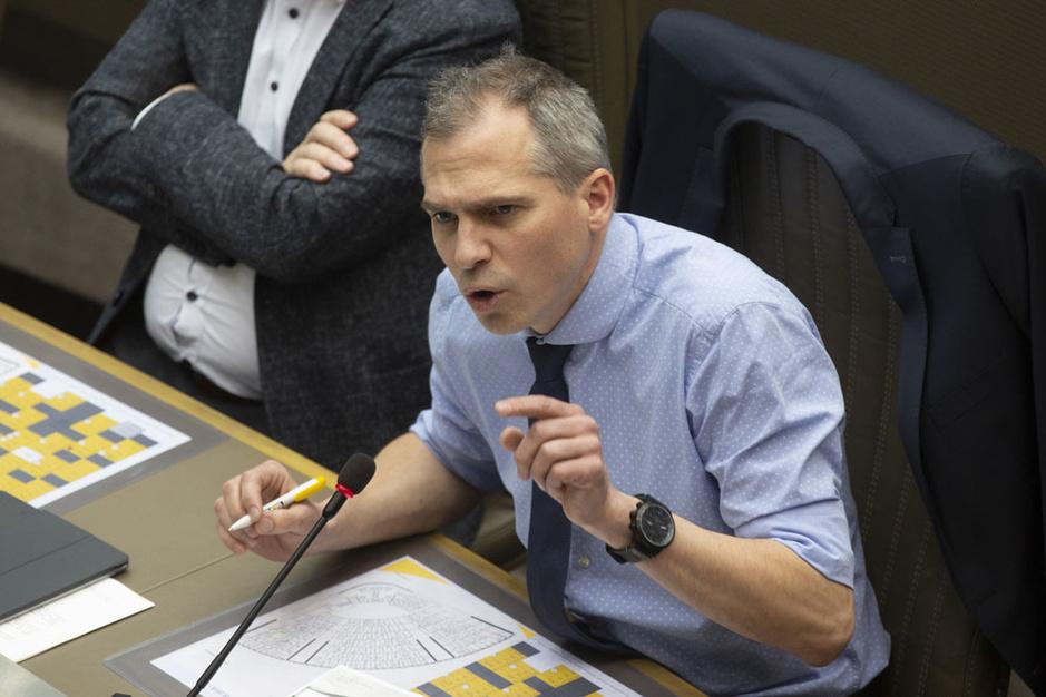 Matthias Diependaele (N-VA): 'De regering-Jambon is geen besparingsregering'